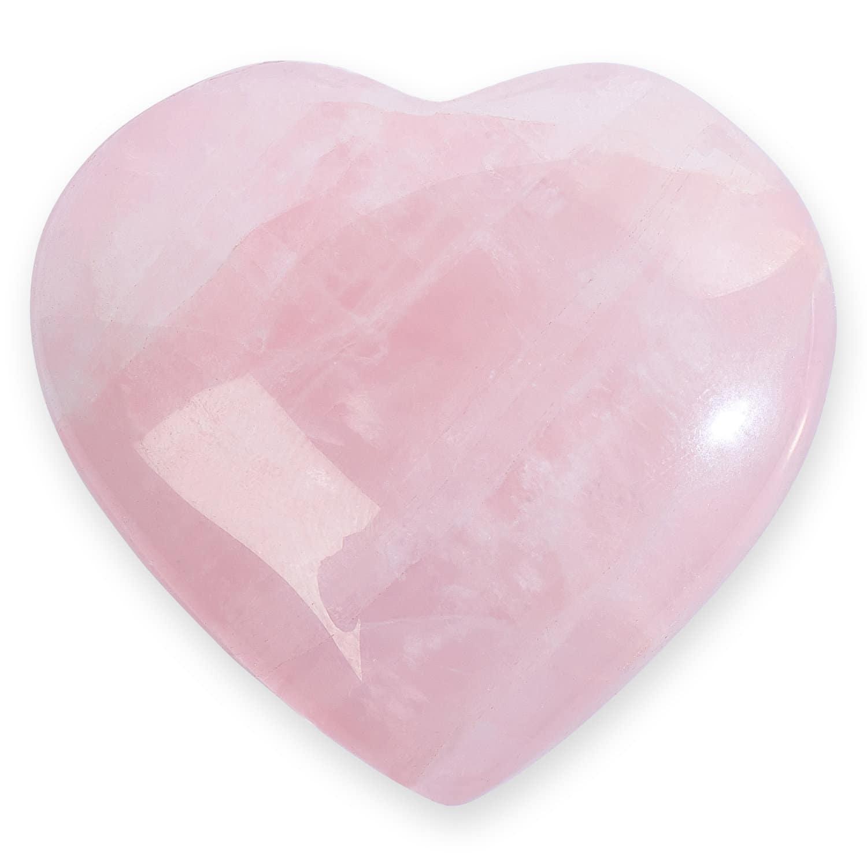Rose_quartz_Heart for beginners