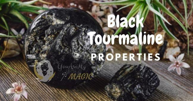 Black Tourmaline properties