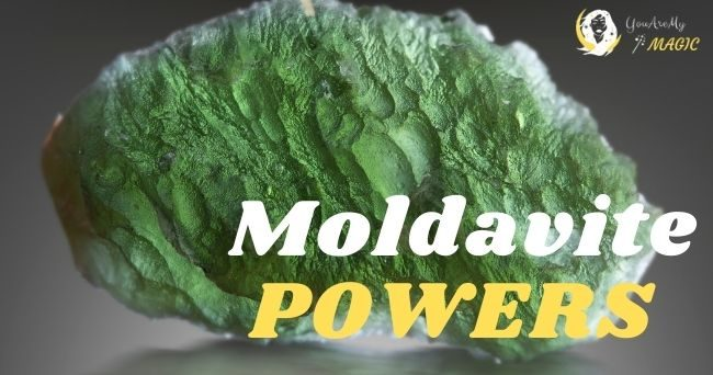 Moldavite Powers AND MEANING