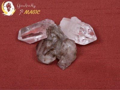 Clear quartz Shapes