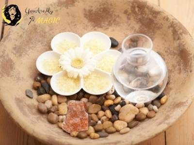 Red Calcite Cleanse and Care