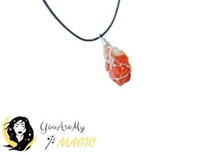 Red Calcite Jewelry