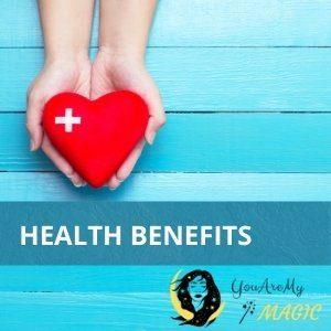 green goldstone HEALTH BENEFITS