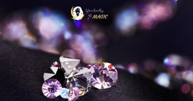 Diamond for Aries Zodiac