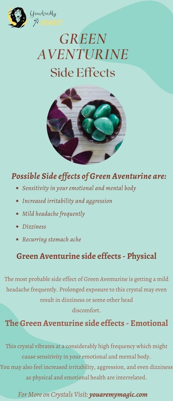 Green Aventurine Side Effects
