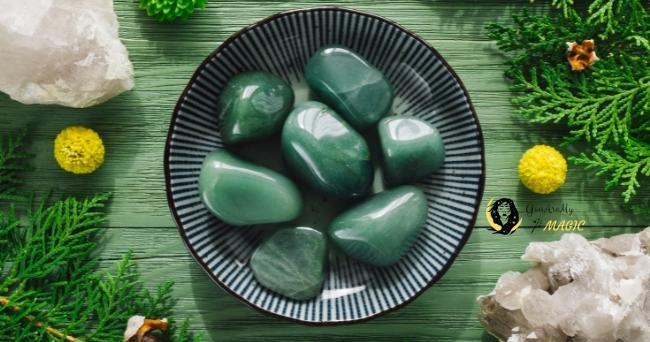 Green Aventurine for Aries Zodiac