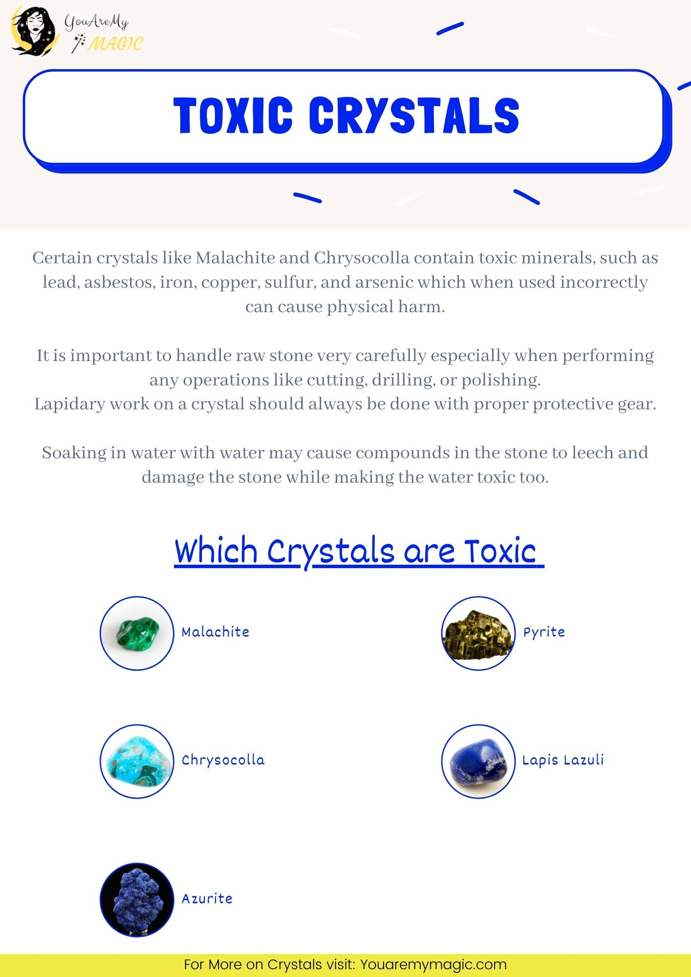 Toxic Crystals