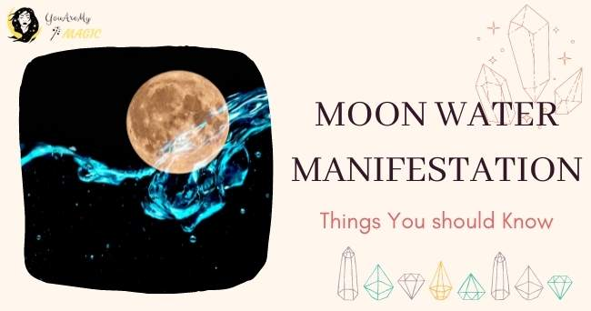 how to Moon water manifestation